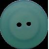 Bouton, 18mm, rond, vert (voir à travers)