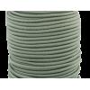 Elastic cord, dia 3mm, grey (004) - per 50cm