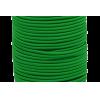 Elastic cord, dia 3mm, green (435) - per 50cm