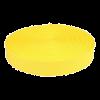 Tassenband, nylon, 20mm, geel (638) - per 1m