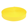 Tassenband, nylon, 40mm, geel (638) - per 1m