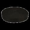 Twill tape, nylon, 40mm, black (000) - per 1m