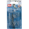 Canettes pour boîtier horizontal, plastique, dia 20,5mm / H 11,5mm, 4pce