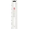 Hand gauge, 21cm