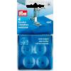 Canettes pour boîtier horizontal, plastique, dia 20mm/ H 10,5mm, 4pce