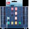 Bobbin box for 32 bobbins, 3x13x16cm