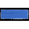 Biaisband, katoen, 20mm, donkerblauw (232) - per kaart (5m)