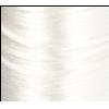 Koord, satijn, 3mm, wit (009) - per 1m