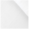 Ribbing, cotton, 40cm, white (009) - per 25cm