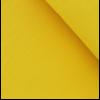 Ribbing, cotton, 40cm, yellow (645) - per 25cm