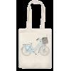 Canvas bag Scheepjes, 34x32cm, design 7