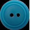 Knoop, 14mm, rond, groen