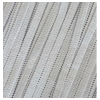 Elastic, 5mm, white - per meter