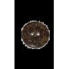 Bouton, 20mm, aspect coco