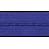 Rits per meter, nylon, blauw (918) - per 10cm