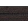 Rits per meter, nylon, zwart (580) - per 10cm