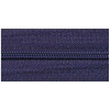 Zipper by the meter, nylon, dark blue (919) - per 10cm