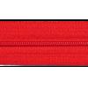 Rits per meter, nylon,  rood (519) - per 10cm