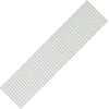 Strap for rucksacks, 25mm, white - per 1m