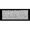 Elastiek, 20mm, zilver (donker) - per 25cm