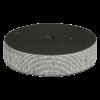 Elastiek, 30mm, zilver (donker) - per 25cm