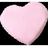 KAM Snaps Heart, 12,4mm, plastic, shiny, rose - per 10