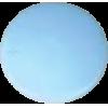 KAM Snaps, 10,7mm, plastic, shiny, light blue - per 10