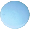 KAM Snaps, 14,1mm, plastique, brillant, bleu clair, - par 10