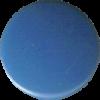KAM Snaps, 10,7mm, kunststof, glanzend, middelblauw - per 10
