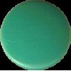 KAM Snaps, 10,7mm, plastic, shiny, jade green - per 10