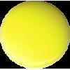 KAM Snaps, 14,1mm, plastique, brillant, jaune neon, - par 10
