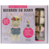 "Crochet amigurumi kit ""Rhiannon the bunny"""