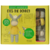 "Crochet amigurumi kit ""Otis the donkey"""