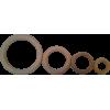 Houten ring, dia 40mm
