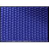 Ruban croisé, nylon, 25mm, bleu (B16) - par 3m