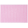 Twill tape, nylon, 25mm, pink (B18) - per 3m