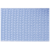 Ruban croisé, nylon, 25mm, bleu (B20) - par 3m