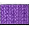 Twill tape, nylon, 25mm, purple (B41) - per 3m