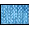 Ruban croisé, nylon, 25mm, turquoise (B46) - par 3m