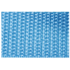 Twill tape, nylon, 25mm, turquoise (B46) - per 3m