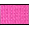 Ruban croisé, nylon, 25mm, rose (B47) - par 3m