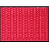 Twill tape, nylon, 25mm, red (B54) - per 3m