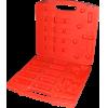 Koffer voor KAM Snaps drukknopen en tang (zonder inhoud)