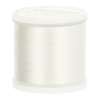 Embroidery thread Rayon no. 40 - white (1001) - 1000m
