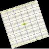 Patchwork liniaal, 30x30cm