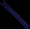 Zipper fantasy, lace, 20cm, violet