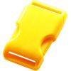 Clip buckles, 35mm, yellow
