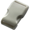 Clip buckles, 35mm, white