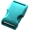Clip buckles, 35mm, turquoise