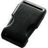 Clip buckles, 35mm, black